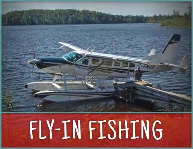 7 Lakes Wilderness Camps Fly-In Fishing