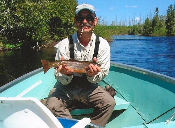 Ontario Fly In Fishing - Brook Trout Fishing