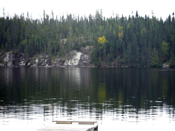 Wayner lake outpost 7 lakes wilderness camp in nakina for Ontario fly in fishing outposts